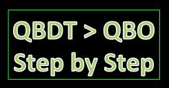StacyK's Step by Step: Post QuickBooks Desktop to QuickBooks Online Conversion Sales Tax Clean Up