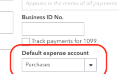 A New Thing in QuickBooks Online